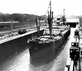 Panama Canal - Place where the Panama Hat was popularized